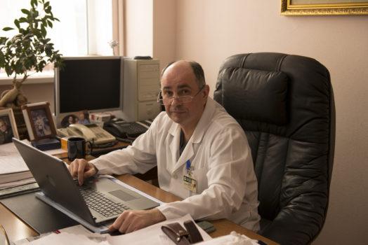 Головний лікар КМКЛ ШМД про медичну реформу та лікарню